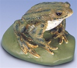 Common Toad Replica, male (Bufo bufo)