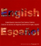 English/Spanish Anatomical Chart Desktop Collection