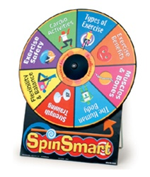SpinSmart Physical Activity