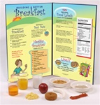 Build a Better Breakfast Display
