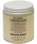 UV Light-Sensitive Fluid