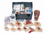 Xtreme 2 Trauma Moulage Kit