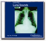 Learning Lung Sounds CD-ROM