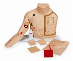 Chester Chest Vascular Access Training Aid